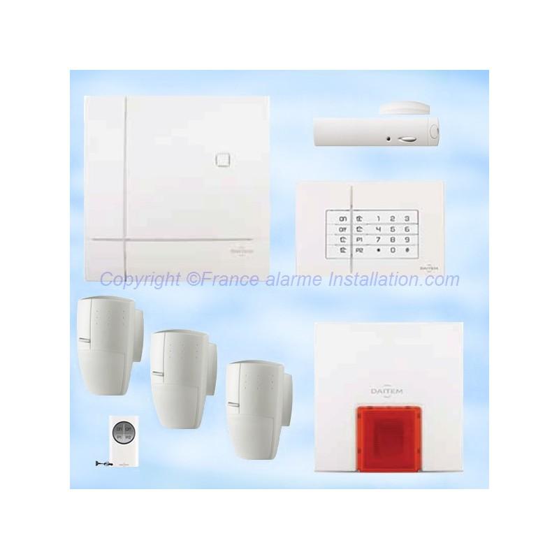 SH903AF alarme sans fil Daitem