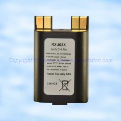 Batterie Lithium Rxu02X 3v...