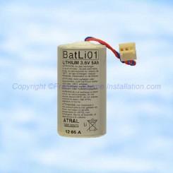 Batterie Lithium Batli01...