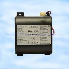 Batli02 alarme Logisty Hager