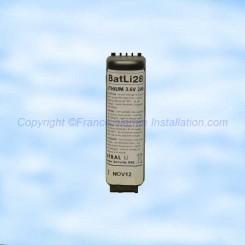 Batli28 batterie Logisty Hager 3,6 volts 2Ah