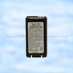 Batli25 batterie Logisty Hager 3,6 volts 4Ah