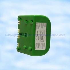 Batli23 batterie Logisty Hager 3,6 volts 18Ah