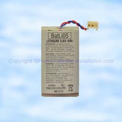 Pile Lithium Batli05 3,6v 4Ah