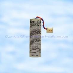 Pile Lithium Batli04 3,6v 2Ah