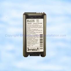 Batterie Batli26 compatible alarme Daitem Logisty Hager