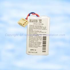 Batterie Batli05 compatible alarme Daitem Logisty Hager
