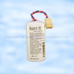 Batterie Batli01 compatible alarme Daitem Logisty Hager