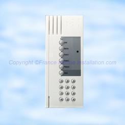 636-21F Interface de commande