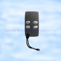614-21X télécommande alarme Daitem Espace