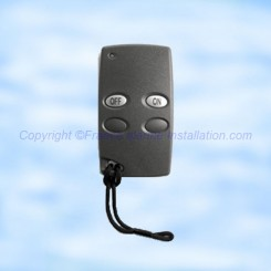 612-21X télécommande alarme Daitem Espace