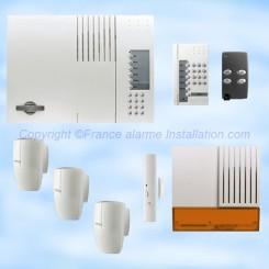 DC366-21F alarme Espace Daitem