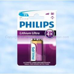 Pile Lithium Philips Ultra...