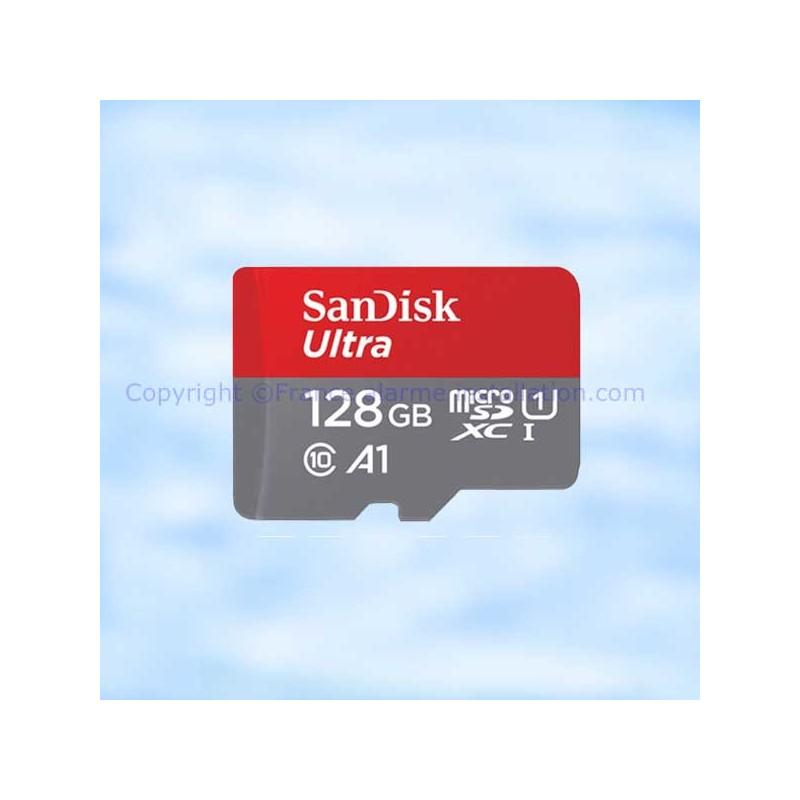 carte micro sd 128go Carte Micro sd 128 Go Sandisk Ultra