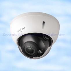 SV125DX Caméra Daitem de vidéo protection