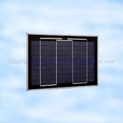 Panneau solaire 8 W MJU01X+...