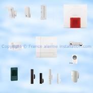 Transmetteur et communicateur téléphonique Adsl, GPRS,GSM et RTC de la gamme Daitem e-Nova