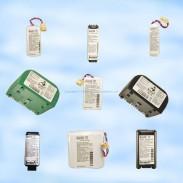 Batteries et piles Lithium compatibles pour système d'alarme sans fils Daitem et Logisty Hager