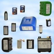 Batteries Lithium neuves et d'origine Atral, Daitem et Logisty