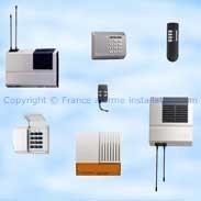 DP8000, la gamme DP8000 n'est plus vendu sauf la télécommandeDP8615X